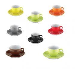 KUTAHYA - Kaffe / The Kop - Kun sort eller grå tilbage