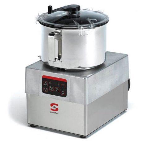 Leje af Cutter / blender i stål, 5,5 L kande, Sammic CKE-5