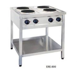 Leje af Elektrisk kogebord m/ 4 blus