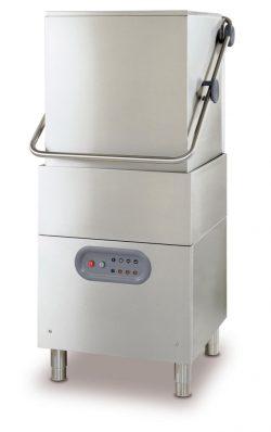 Leje af Hætteopvaskemaskine til 50x50 Bakker