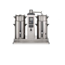 Leje af Kaffebrygger med kapacitet på 60L / timen og 2 beholdere