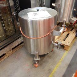 Leje af Elektrisk kogekedel på 150L