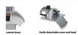 Leje af Grøntsnitter til 650 kg. / timen, Sammic CA-401 inkl. 3 knive