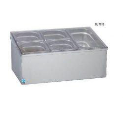 Garniturebox til køleelement, FKI SL-serie, flere størrelser