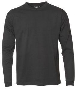 "Kentaur ""Pro Wear"" langærmet T-shirt i sort - Flere størrelser"
